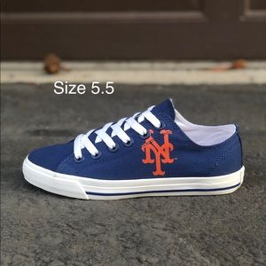 New York Mets Row One Blue Victory Shoes